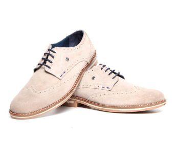4a6587dc1 حذاء رجالي مزين بنقوش - باسعار منافسة - فلو - Flo