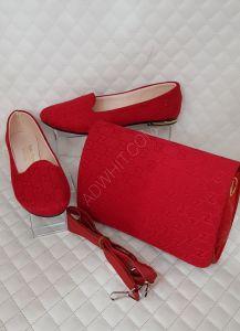 fd2edd8989723 طقم جزدان و حذاء فاخر   صناعة تركية