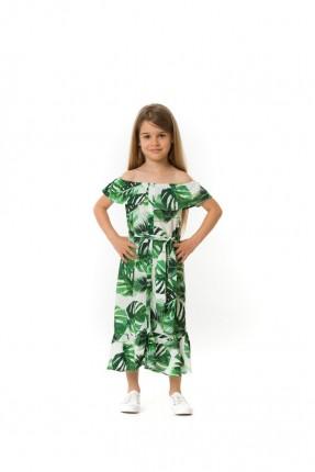 فستان اطفال مزخرف
