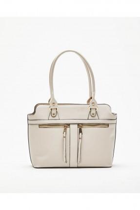 حقيبة يد نسائية _ بيج