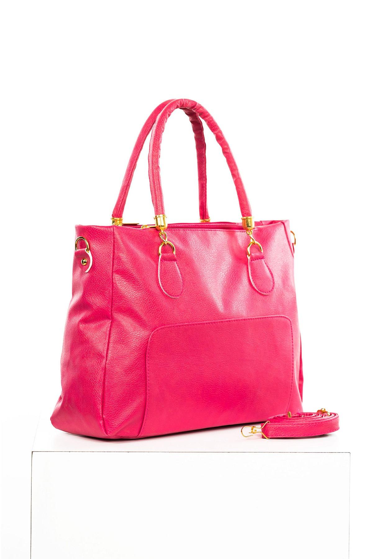 1799b0ef8124d بيع بالجملة - حقيبة يد نسائية   فوشيا - مانغولينو - mangolino ...