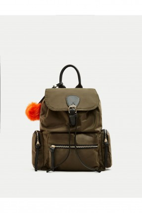 حقيبة ظهر نسائية _ زيتي