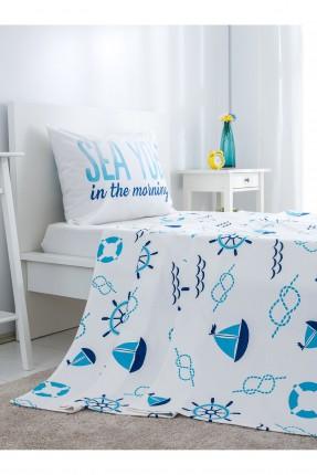 طقم سرير اطفال ولادي