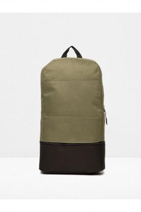 حقيبة ظهر رجالية - زيتي