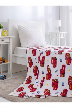 غطاء سرير اطفال رسمة سيارات