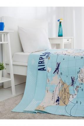 غطاء سرير اطفال ولادي