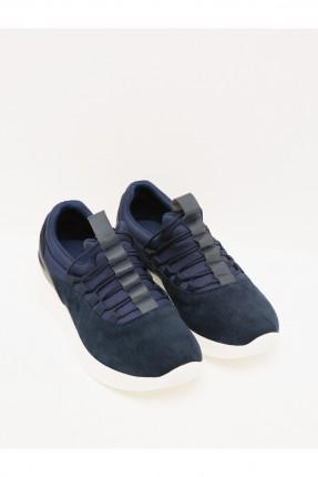 حذاء رياضي رجالي - نيلي