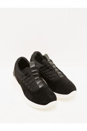 حذاء رياضي رجالي - اسود