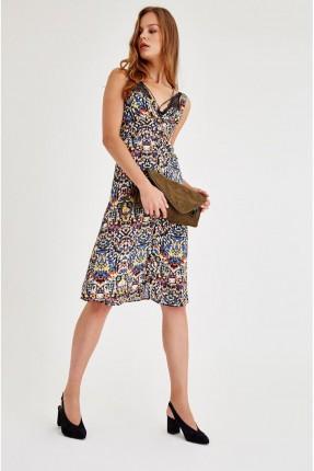 فستان سبور ملون
