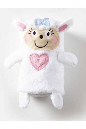 بطانية شكل خروف