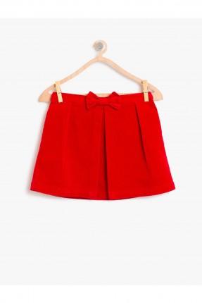 تنورة اطفال بناتي - احمر