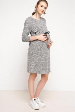 فستان سبور مع ربطة للحمل