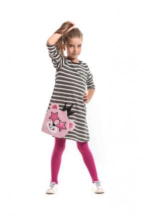 فستان اطفال مقلم