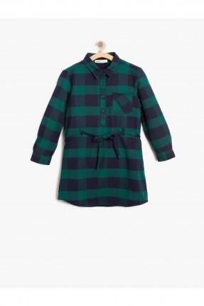 قميص اطفال بناتي - اخضر