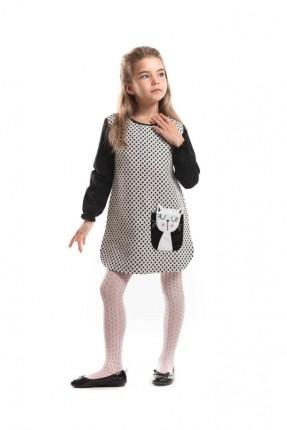 فستان اطفال منقط