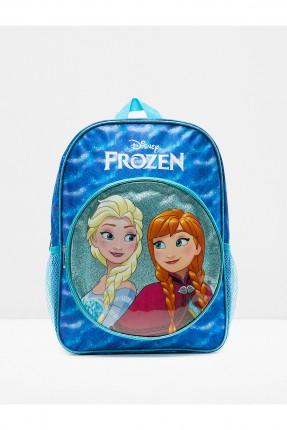 حقيبة ظهر مدرسية اطفال بناتي - ازرق