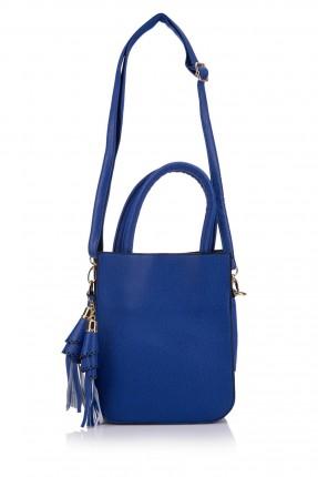 حقيبة يد نسائية _ ازرق