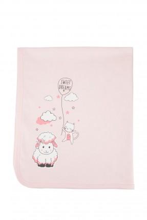 بطانية بيبي بناتي حديث الولادة