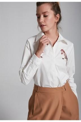 قميص نسائي مطرز