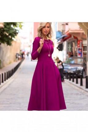 فستان سبور _ فوشيا