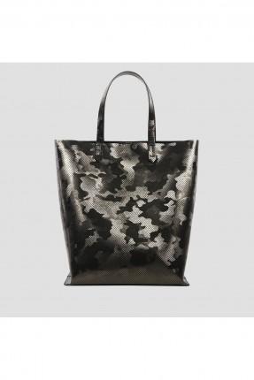 حقيبة يد نسائية مموهة _ زيتي