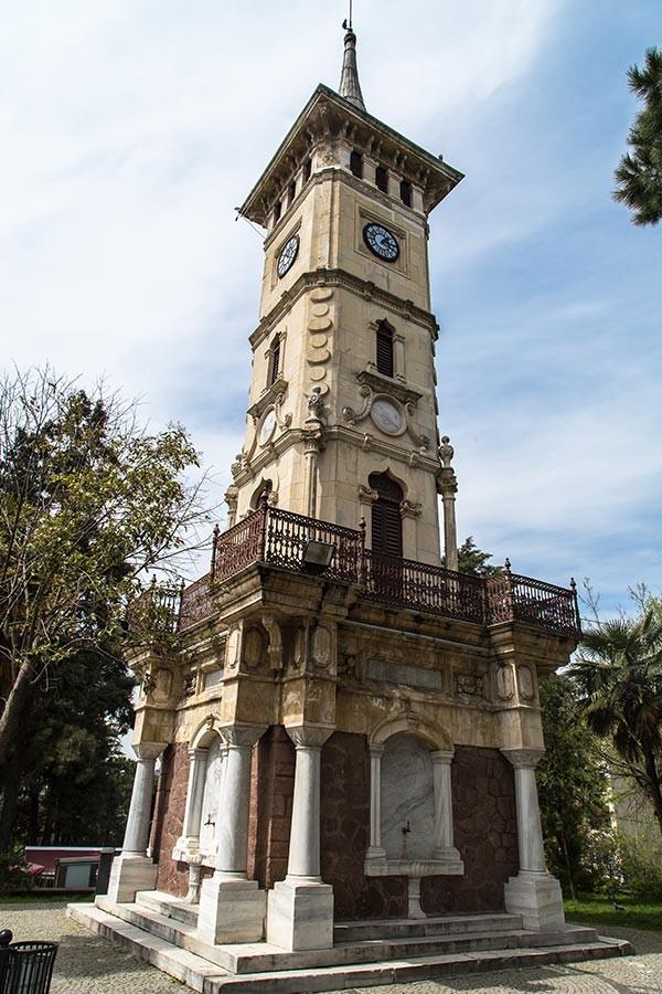 نتيجة بحث الصور عن برج الساعة كوجالي