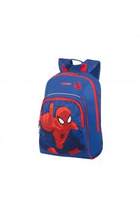 حقيبة  مدرسية مع رسمة سبايدر مان