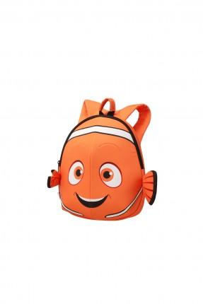 حقيبة مدرسية بشكل السمكة نيمو