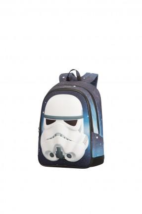 حقيبة  مدرسية اطفال ولادي مع رسمة ستار وورز