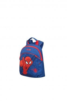 حقيبة  مدرسية مع رسمة سبايدرمان