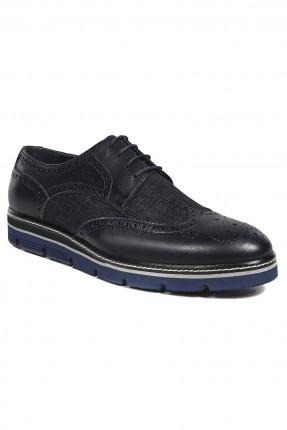 حذاء رجالي _ ازرق