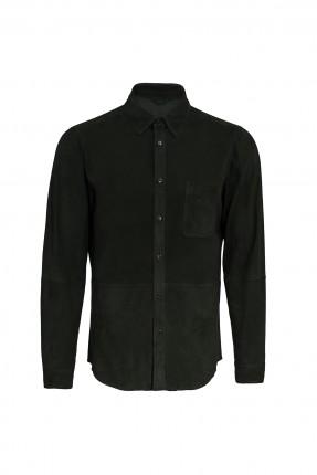 قميص رجالي _ اسود