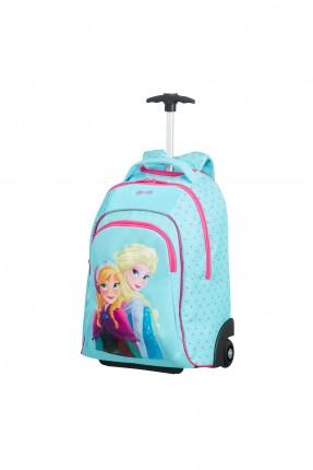 حقيبة مدرسية مع رسمة ملكة الثلج فروزن