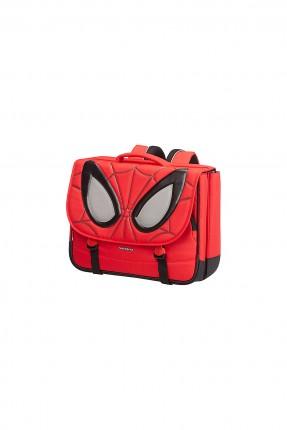 حقيبة مدرسية بشكل سبايدرمان
