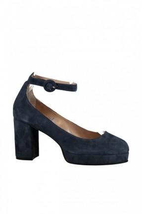 حذاء  نسائي _ ازرق