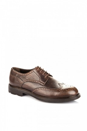 حذاء رجالي  _ بني