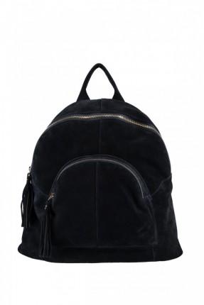 حقيبة ظهر نسائية _ ازرق داكن