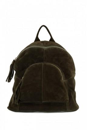 حقيبة ظهر نسائية _ اخضر