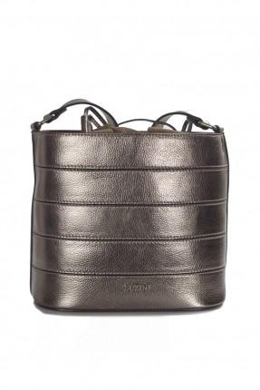 حقيبة يد نسائية جلد _ برونز