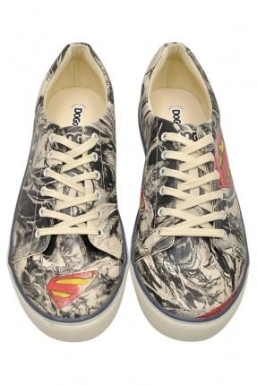 حذاء رجالي مع طبعة