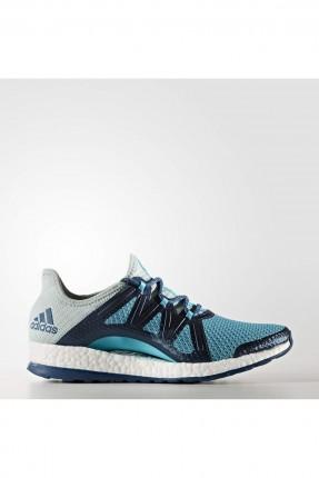 بوط نسائي رياضي adidas_ ازرق