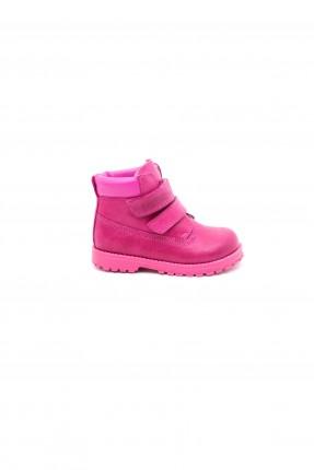 حذاء بيبي بناتي - وردي
