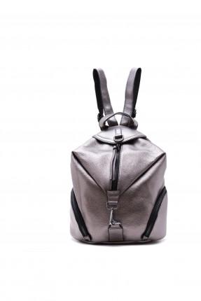 حقيبة ظهر نسائية - فحمي