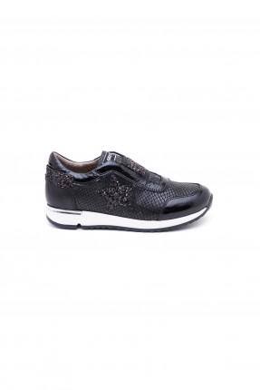حذاء اطفال بناتي - اسود