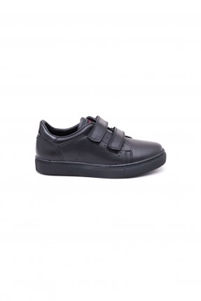 حذاء اطفال ولادي - اسود