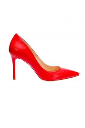 حذاء نسائي _ احمر