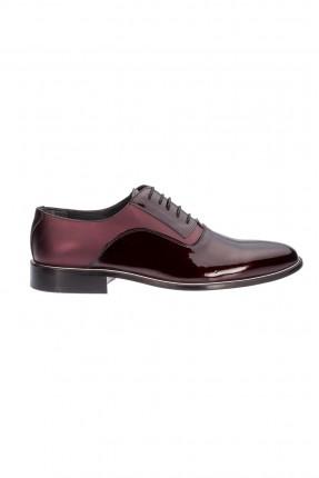 حذاء رجالي رسمي _ خمري
