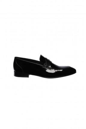 حذاء رجالي رسمي جلد _ اسود