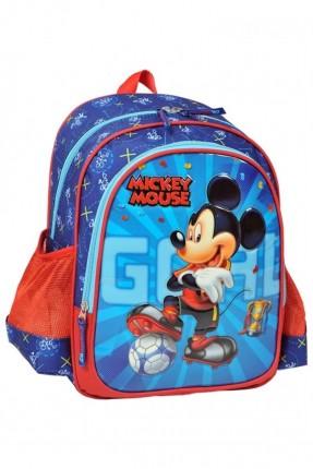 حقيبة مدرسية اطفال ولادي رسمة ميكي ماوس