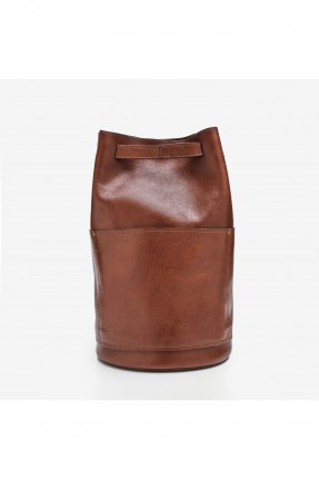 حقيبة ظهر نسائية _ جلد